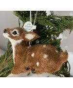 Doe Ornament - TEMPORARILY OUT OF STOCK