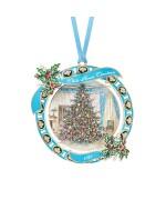 NEW - 2021 White House Historical Christmas Ornament - Lyndon B Johnson