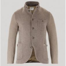 Luis Trenker Knit Wool Jacket - Sandrone