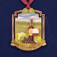 Wine and Vineyard Middleburg VA Beacon Design