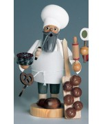 KWO Smokerman The German Baker Der deutsche Baecker