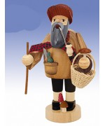 TEMPORARILY OUT OF STOCK KWO Smokerman 'The Mushroom Collector'