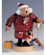 TEMPORARILY OUT OF STOCK - KWO Smokermen Christmas 'The Toy Santa'