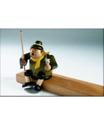 TEMPORARILY OUT OF STOCK - KWO Smokerman 'Sitting Fisherman'