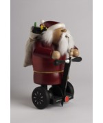 TEMPORARILY OUT OF STOCK  KWO Smokermen Christmas 'Weihnachtsmann'