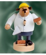 TEMPORARILY OUT OF STOCK - KWO Smokerman 'Bricklayer' - FD