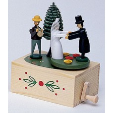 TEMPORARILY OUT OF STOCK - Wolfgang Werner Toy Hochzeitspaar