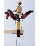TEMPORARILY OUT OF STOCK - Wolfgang Werner Toy Pendel Rider Women