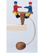TEMPORARILY OUT OF STOCK - Wolfgang Werner Toy Kinderwippe