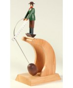TEMPORARILY OUT OF STOCK - Wolfgang Werner Toy Sawyer