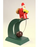 TEMPORARILY OUT OF STOCK - Wolfgang Werner Toy Santa Claus