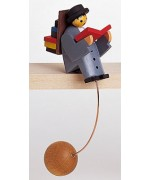 TEMPORARILY OUT OF STOCK - Wolfgang Werner Toy Bookworm
