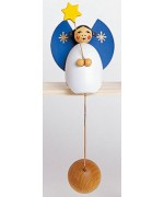 TEMPORARILY OUT OF STOCK - Wolfgang Werner Toy Angel with Star