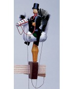 Wolfgang Werner Toy Schornsteinfeger Chimney Sweep - TEMPORARILY OUT OF STOCK
