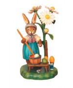 Ostereierfarberei Original HUBRIG Wooden Figuren