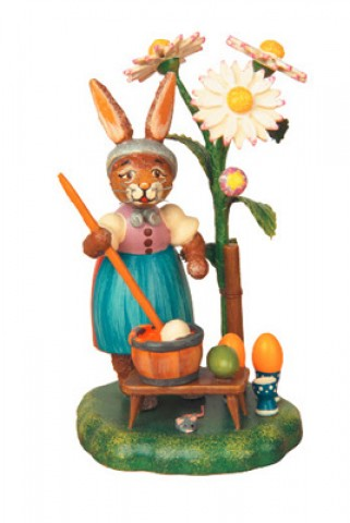 Ostereierfarberei Original HUBRIG Wooden Figuren - TEMPORARILY OUT OF STOCK