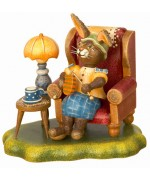 TEMPORARILY OUT OF STOCK - Hasenoma Original HUBRIG Wooden Figuren