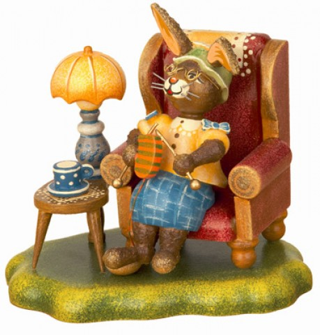 Hasenoma Original HUBRIG Wooden Figuren - TEMPORARILY OUT OF STOCK