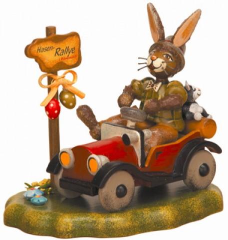 Haschen Rallye' Original HUBRIG Wooden Figuren