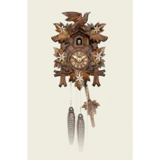 TEMPORARILY OUT OF STOCK - Hubert Herr Cuckoo-Clock Edelweiss