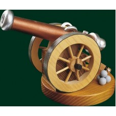 """Smoking Cannon Incense Burner """"Smoker"""" TEMPORARILY OUT OF STOCK"""