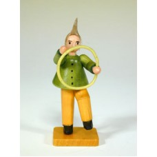 THE STORY OF THE INKY BOYS Christian Ulbricht German Ornament Wilhelm with Tyre