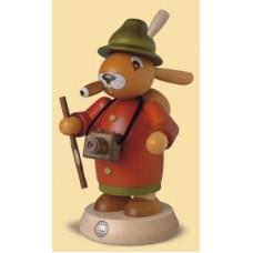 Mueller Smokerman Erzgebirge Easter Bunny Tourist
