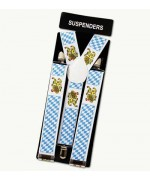 TEMPORARILY OUT OF STOCK - Oktoberfest Suspenders