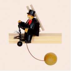 TEMPORARILY OUT OF STOCK - Wolfgang Werner Toy Chimney Sweep