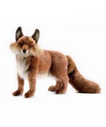 Red Fox Standing Stuffed Animal  by Hansa