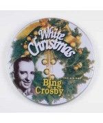 TEMPORARILY OUT OF STOCK - BRISA Christmas CD Bing Crosby WHITE CHRISTMAS