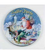 TEMPORARILY OUT OF STOCK - BRISA German Christmas CD STILLE NACHT