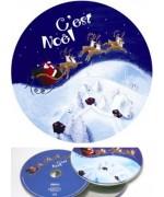 Christmas CD  C'est Noel