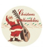 TEMPORARILY OUT OF STOCK - BRISA Christmas CD CHRISTMAS WITH MANDOLINS