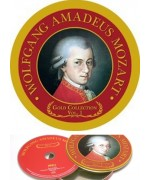 Music CD  Wolfgang Amadeus Mozart  Gold Collection Vol 1