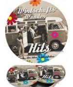 Music CD  Wirtschaftswunder Hits