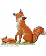 Wilhelm Schweizer Fox Mama