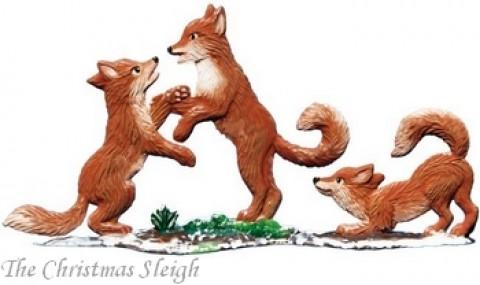 Wilhelm Schweizer Winter Fox Kids