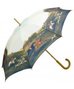 "TEMPORARILY OUT OF STOCK - Motif Umbrella  ""Fox Hunt"""