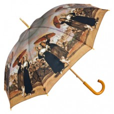 "Motif Umbrella Francisco de Goya ""The Letter"" - TEMPORARILY OUT OF STOCK"