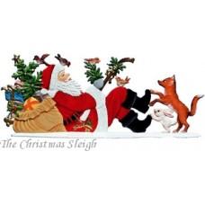 Jahresnikolaus 2014 Christmas Pewter  Wilhelm Schweizer - TEMPORARILY OUT OF STOCK