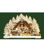 'Christmas Bakery' Schwib Arches RATAGS HOLZDESIGN