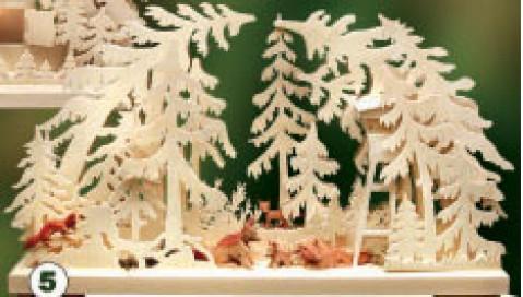 Schwibbogen Ornament