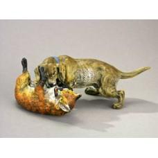 Vienna Bronze Fox and Hound - MD
