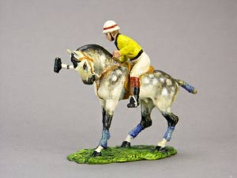 TEMPORARILY OUT OF STOCK <BR><BR>  Vienna Bronze 'Polo Player'