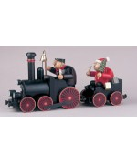 KWO  Smokerman Large Santa Train