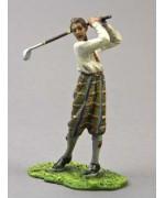 Vienna Bronze Male Golfer