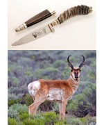 TEMPORARILY OUT OF STOCK - German Antelope Hunting Knife  - FD
