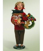 TEMPORARILY OUT OF STOCK - Byers Choice Gingerbread Man