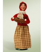 Byers Choice Gingerbread Woman